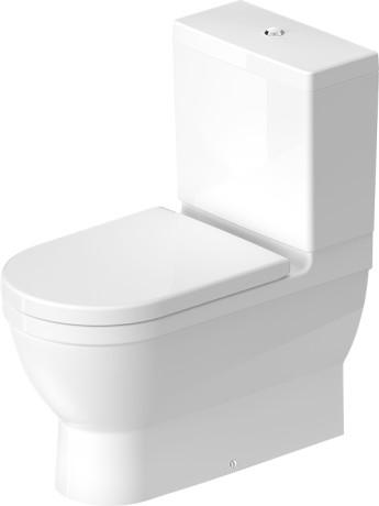 starck 3 golvst ende wc kombination 214109 duravit. Black Bedroom Furniture Sets. Home Design Ideas
