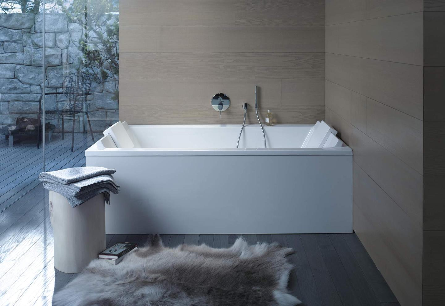 Starck bathtubs and showers | Duravit